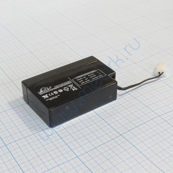 Батарея аккумуляторная AN-12-0,8 для ЭКГ ЭК3Т-12-03 Альтон  Вид 4