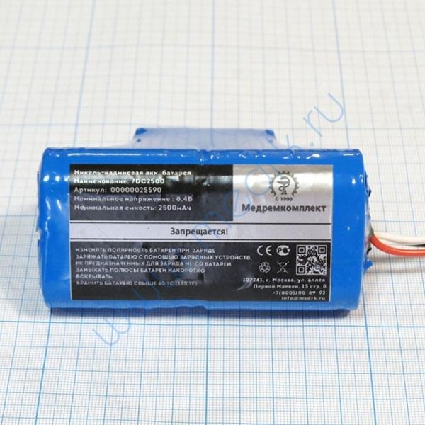 Батарея аккумуляторная 7D-C2500 для ЭКГ Heart Screen-112D (МРК)  Вид 2