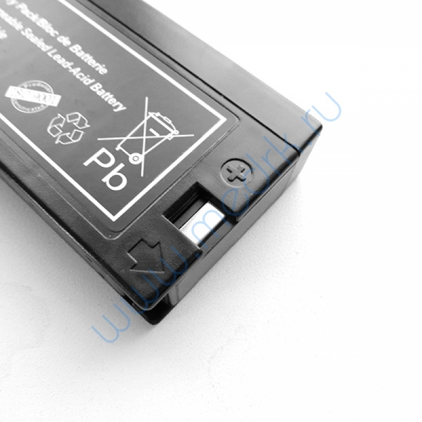 Батарея аккумуляторная LCT-1912ANK для ЭКГ Nihon Kohden (p/n X041A)   Вид 3