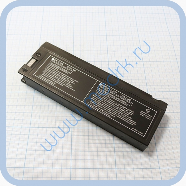 Батарея аккумуляторная LCT-1912ANK для ЭКГ Nihon Kohden (p/n X041A)   Вид 7