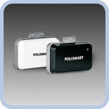 Сигнализатор-индикатор гамма-излучения POLISMART II PM1904 для iPhone 4
