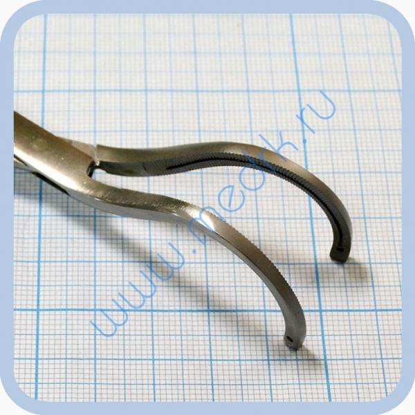 Зажим для почечной ножки З-52  Вид 6