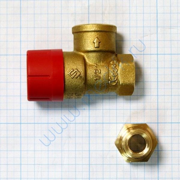 Клапан предохранительный ЦТ 266.000-15 для стерилизаторов  Вид 5
