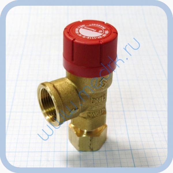 Клапан предохранительный ЦТ 266.000-15 для стерилизаторов  Вид 7