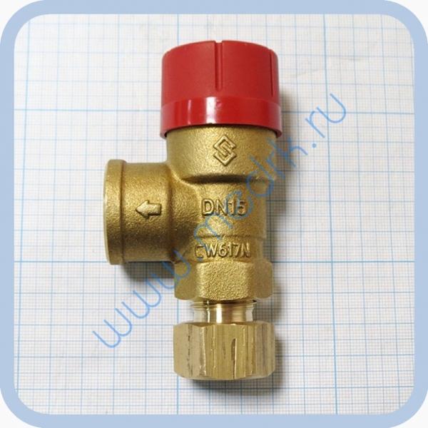 Клапан предохранительный ЦТ 266.000-15 для стерилизаторов  Вид 8