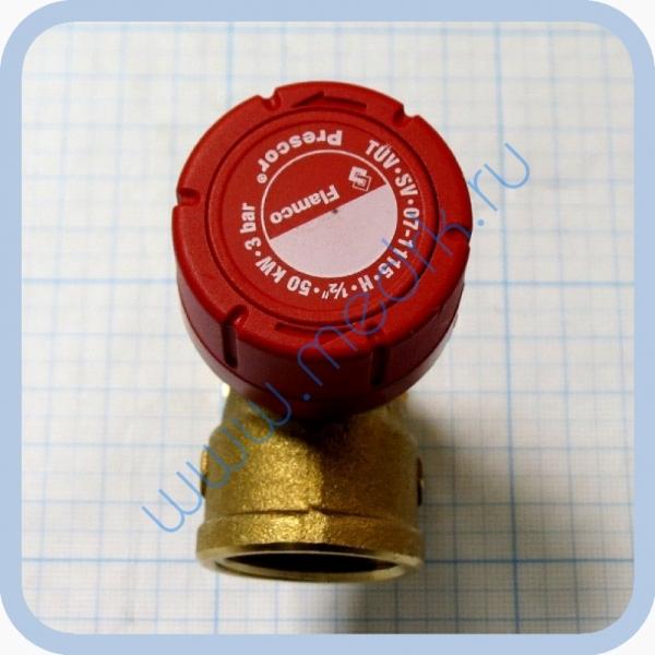 Клапан предохранительный ЦТ 266.000-15 для стерилизаторов  Вид 10