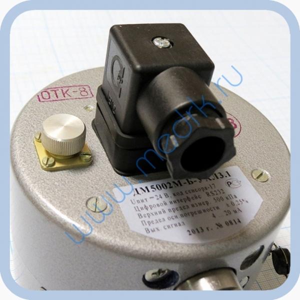 Манометр цифровой ДМ5002М-Б  Вид 5
