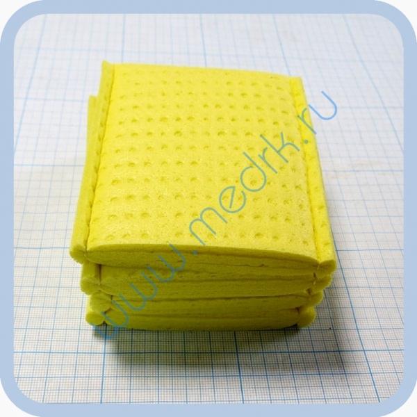 Прокладки увлажняемые 1460.266 для электродов (6х8см, 4 шт.) к аппаратам Endomed, Sonopuls, Myomed, Vacotron  Вид 2