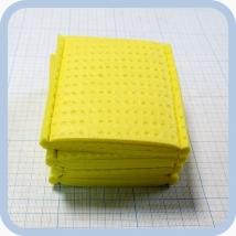 Прокладки увлажняемые 1460.266 для электродов (6х8см, 4 шт.) к аппаратам Endomed, Sonopuls, Myomed, Vacotron