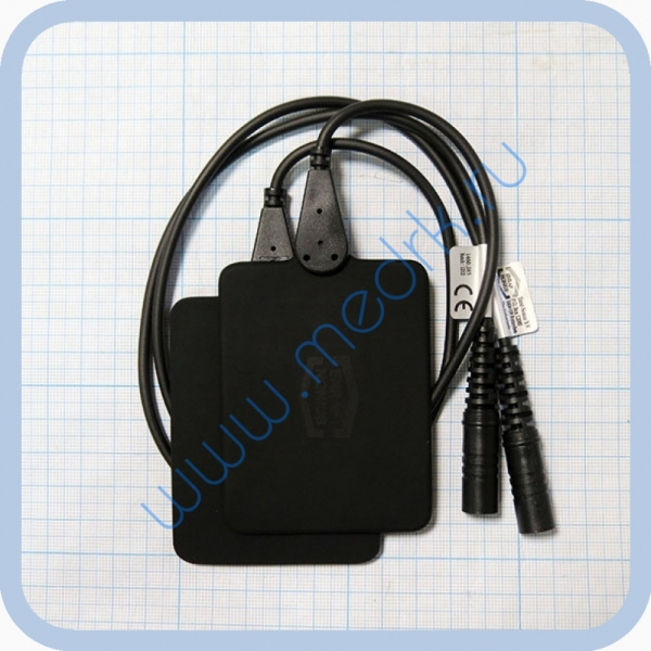 Электрод 6х8 см для аппаратов электроультразвуковой терапии  Вид 2
