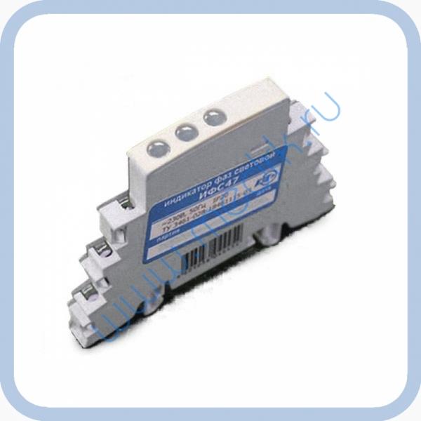 Индикатор фаз световой ИФС47 для АЭ-10, -25 МО, ДЭ-4  Вид 1