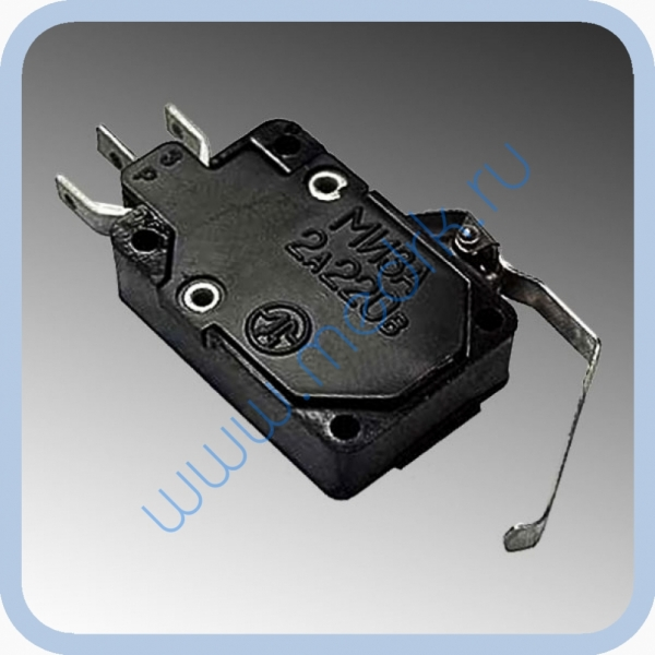 Микропереключатель МИ-ЗА для АЭ-10, -25 МО  Вид 1