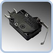 Микропереключатель МИ-ЗА для АЭ-10, -25 МО
