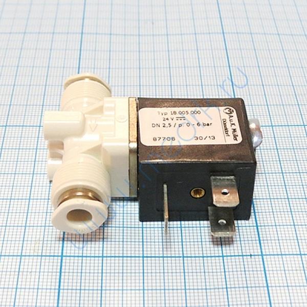 Клапан электромагнитный L18.005.000-SS-S2-E24VDN2.5 для ГК-10-2  Вид 1