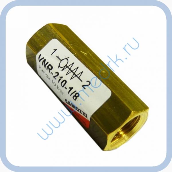 Клапан обратный 1/8 VNR-210 для ГК-10-2  Вид 1