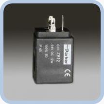 Катушка электромагнитная ZB12 24 В DC для ГК-25
