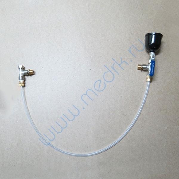 Колонка водоуказательная ПГ25.00.030 для ГК-100-4  Вид 2