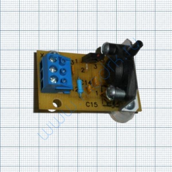 Плата датчика давления ГК100_4.09.760_10  Вид 1