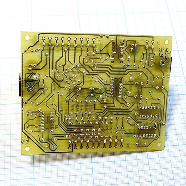Плата парогенератора ГК100 4.09.600-10  Вид 2