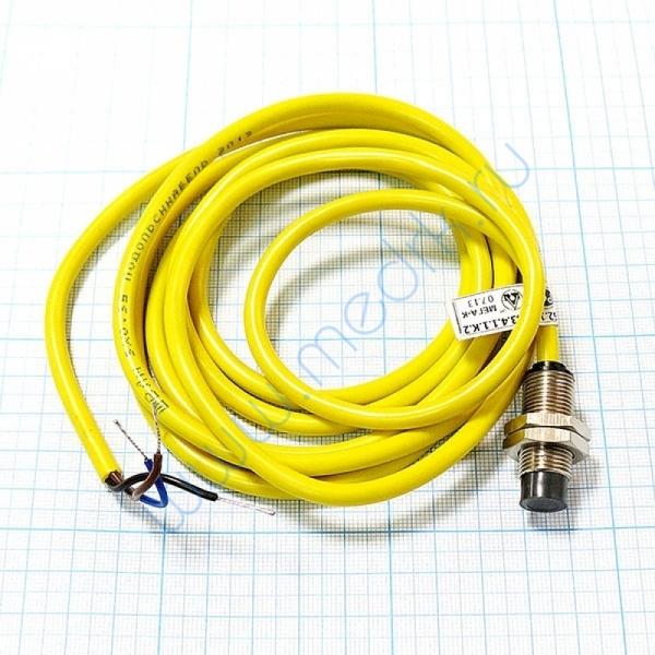 Выключатель бесконтактный индуктивный ВБ2.12М.33.4.1.1.К.2  Вид 1