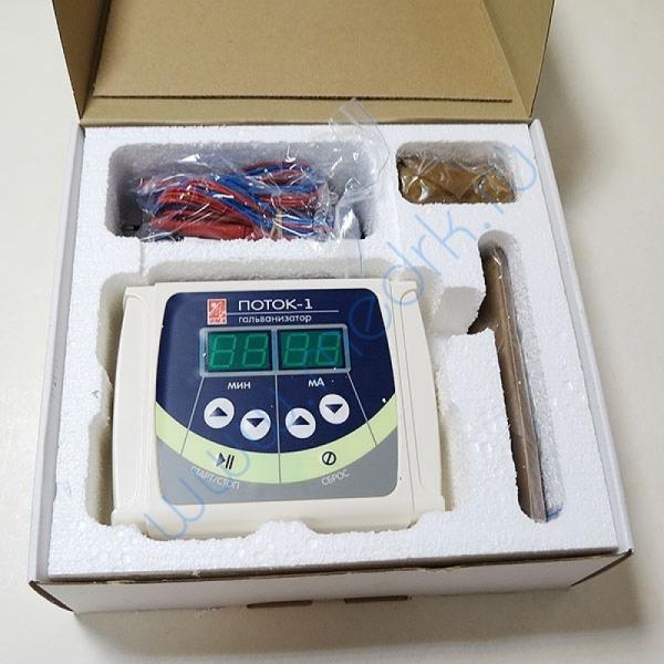 Аппарат для электрофореза ПОТОК-1  Вид 2