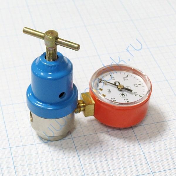 Клапан регулирующий ВР-06-04 (редуктор для воды)  Вид 1