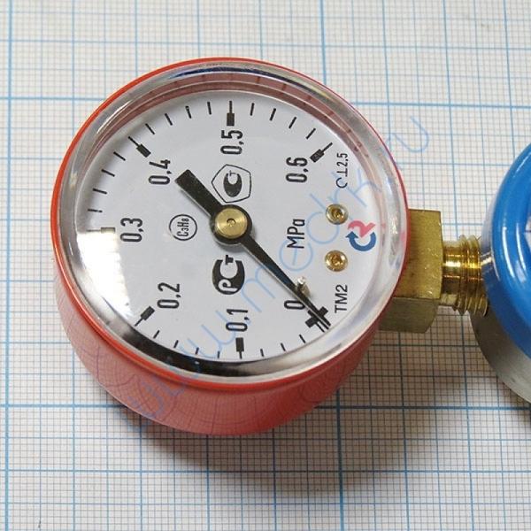 Клапан регулирующий ВР-06-04 (редуктор для воды)  Вид 4
