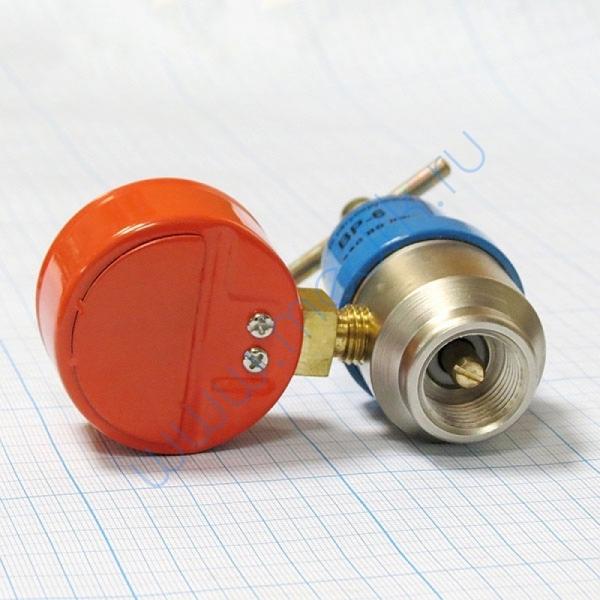 Клапан регулирующий ВР-06-04 (редуктор для воды)  Вид 7