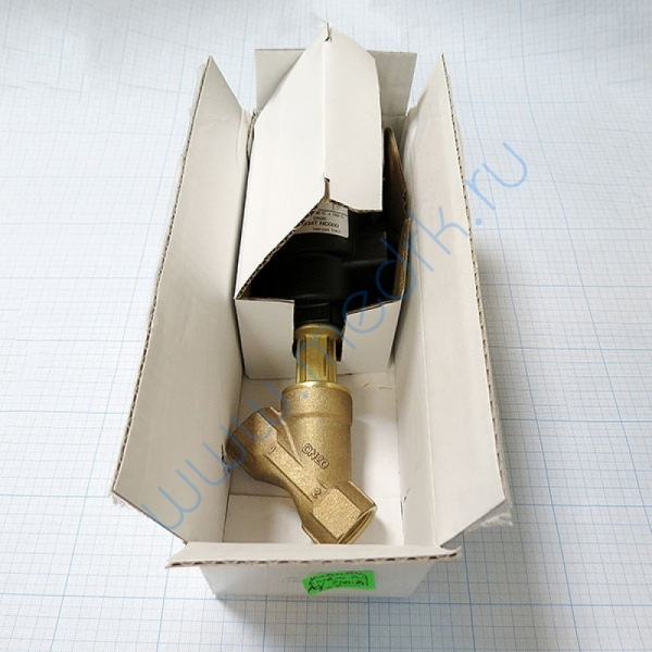 Клапан пневматический AV210B 20G для ГП-560-2  Вид 1