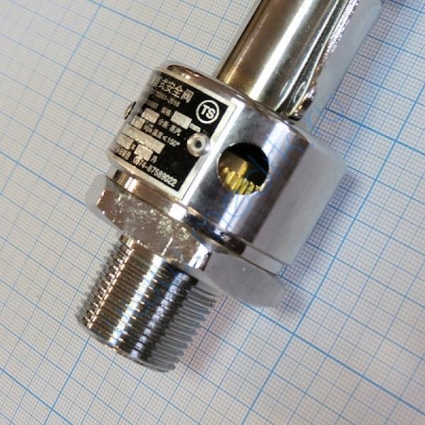 Клапан предохранительный GD-ALL 12/0030 (3/4 дюйма)  Вид 3