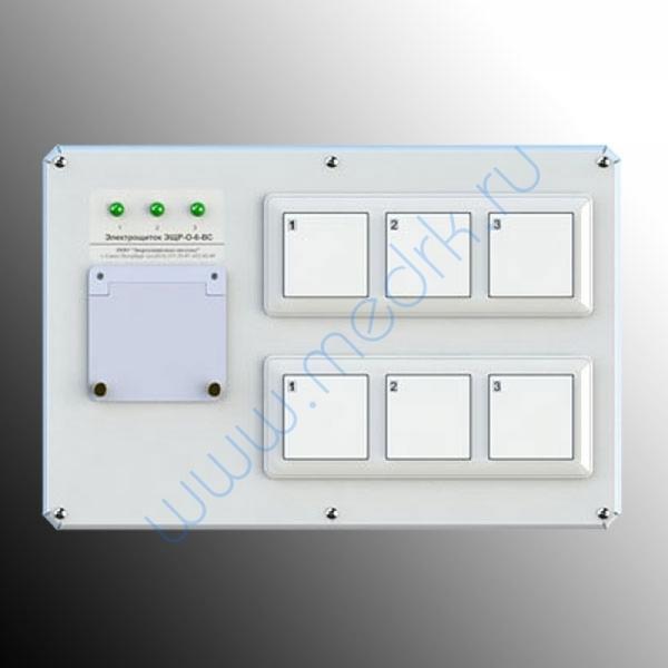 Щит электрический ЭЩР-О-6-ВС-Мет  Вид 1