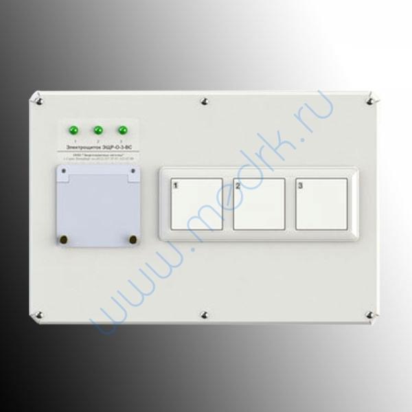 Щит электрический ЭЩР-О-3-ВС-Мет  Вид 1