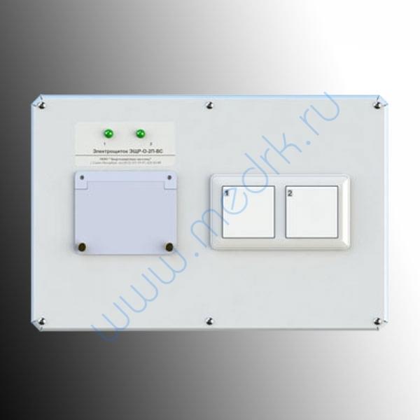 Щит электрический ЭЩР-О-2П-ВС-Мет  Вид 1