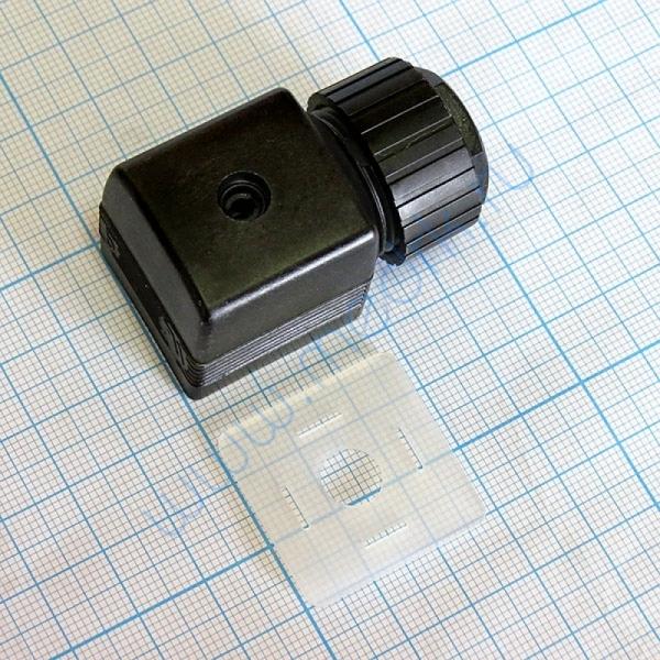 Разъем кабельный (разъем стандартный) для кабеля 6-7 мм  Вид 3
