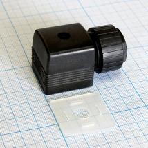 Разъем кабельный (разъем стандартный) для кабеля 6-7 мм