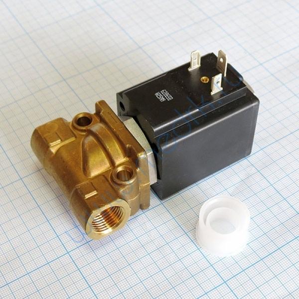 Клапан электромагнитный 2/2-ходовой н/з, ДN 6 мм  Вид 2