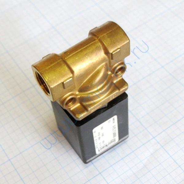 Клапан электромагнитный 2/2-ходовой н/з, ДN 6 мм  Вид 4