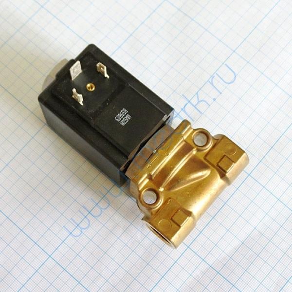 Клапан электромагнитный 2/2-ходовой н/з, ДN 6 мм  Вид 6