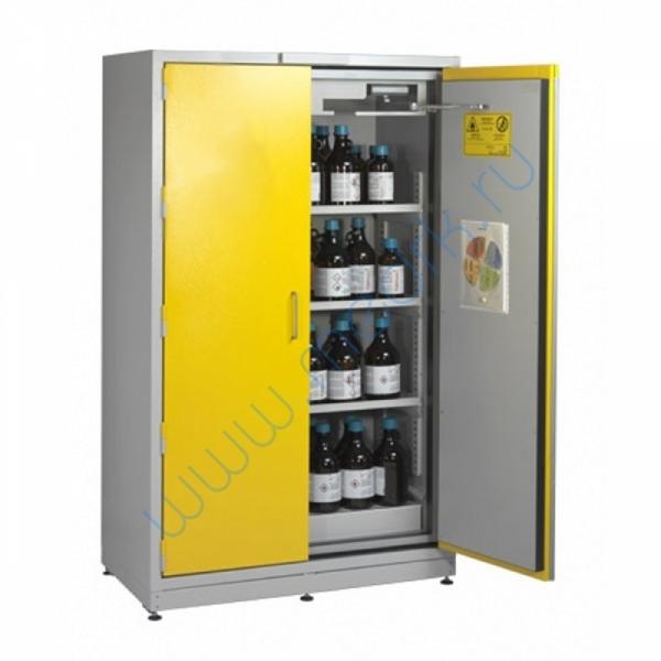 Шкаф для хранения реактивов, кислот ЛВЖ 1200В   Вид 1
