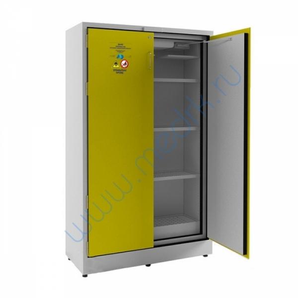 Шкаф для хранения реактивов, кислот ЛВЖ 1200В   Вид 2