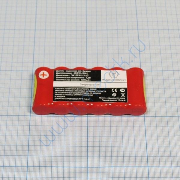 Батарея аккумуляторная 6D-4/5A1200 (МРК)  Вид 2