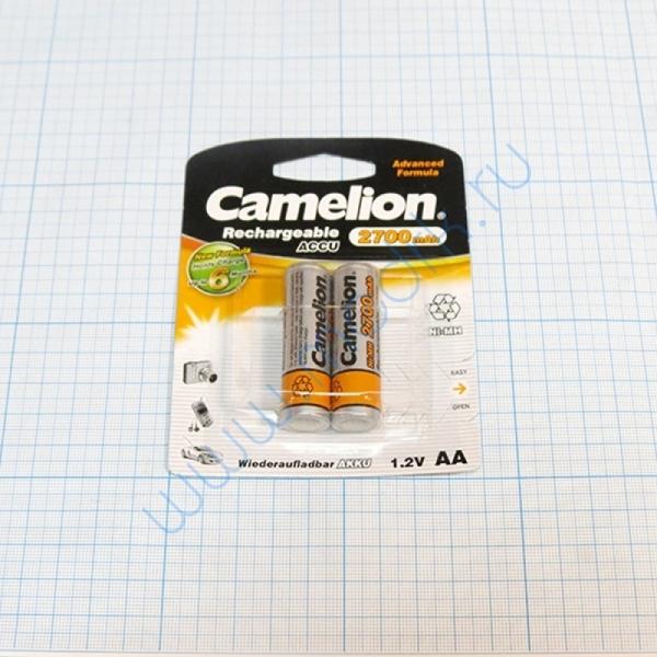Аккумулятор CAMELION NI-MH R6 2700 mAh BP-2 (2 шт.)   Вид 1