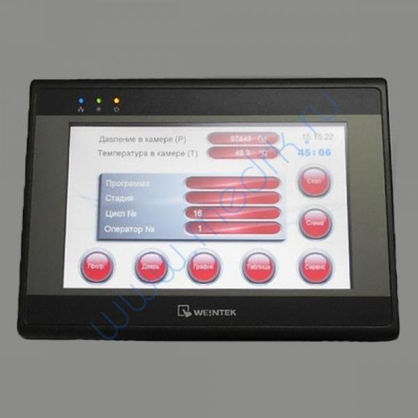 Панель оператора Weintek eMT3070A.7 600 МГЦ, 256Mb RAM  Вид 1