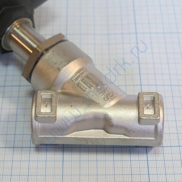 Клапан угловой 2000-А-2-20.0-EE-VA-GM85-C-D 001422N   Вид 6