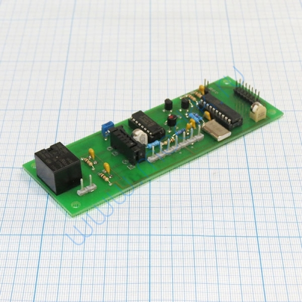 Плата контроллера ГК252.09.100 для ГК-25-2  Вид 2