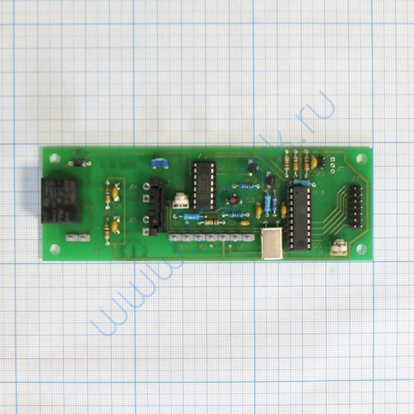 Плата контроллера ГК252.09.100 для ГК-25-2  Вид 3