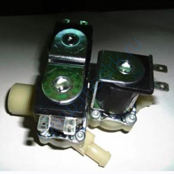 Клапан 01.010.325 220В переменного тока с тремя катушками  Вид 1