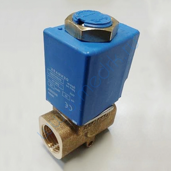 Клапан электромагнитный Е210В ДУ8ММ 230VAC G1/2  Вид 1
