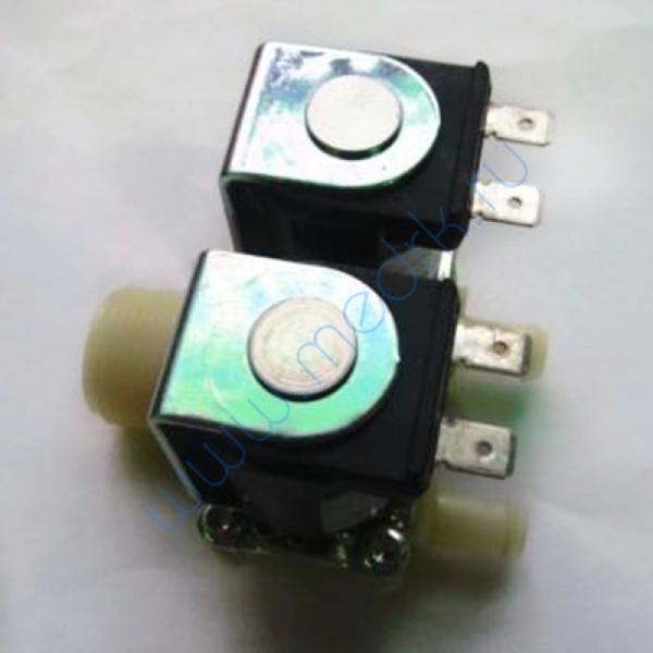Клапан с двумя катушками 24 В постоянного тока   Вид 1