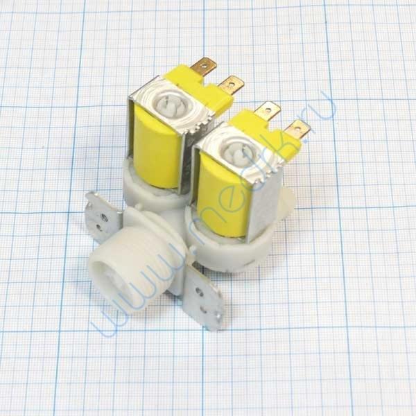 Клапан с двумя катушками 24 В постоянного тока   Вид 7